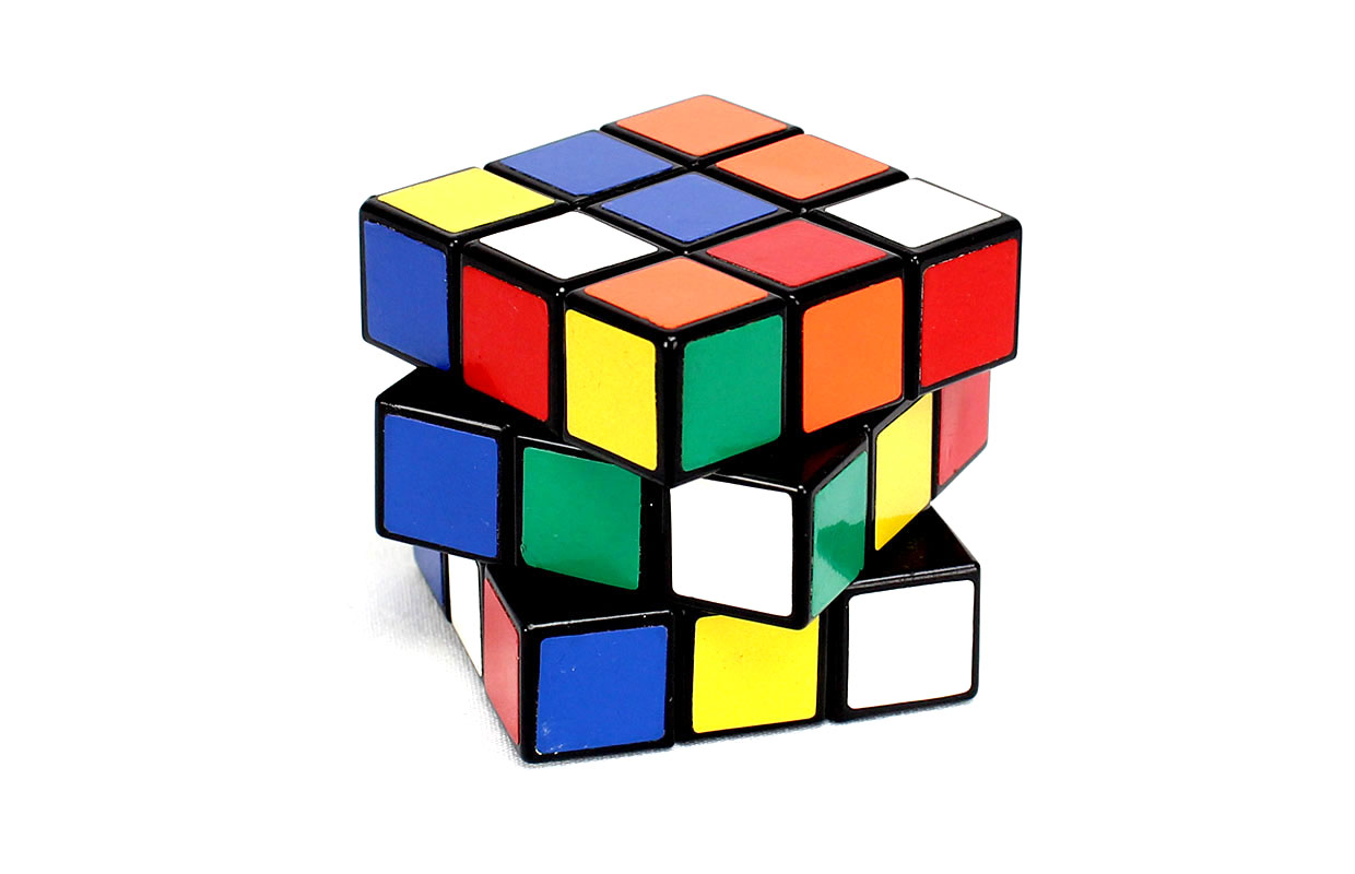 Rubik S Cube Mechanical Design